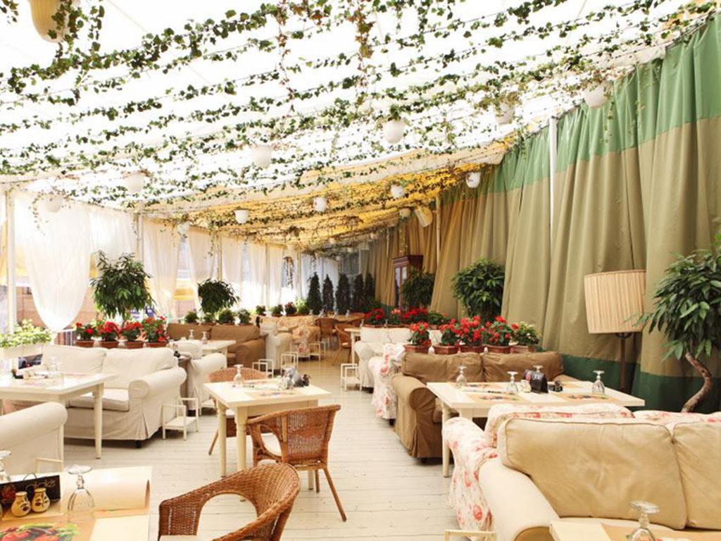 ресторан Оливетта в Москве